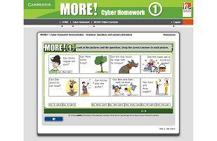 Cyber homework more3starfall